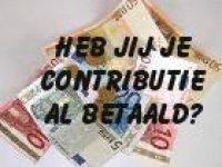 Betaling contributie Belangenvereniging